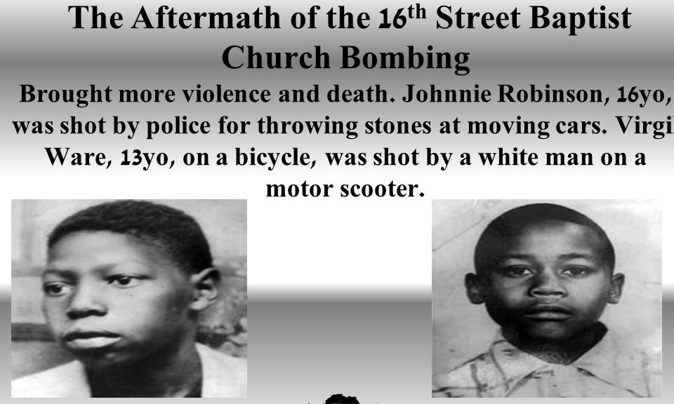 Virgil Ware Johnnie Robinson