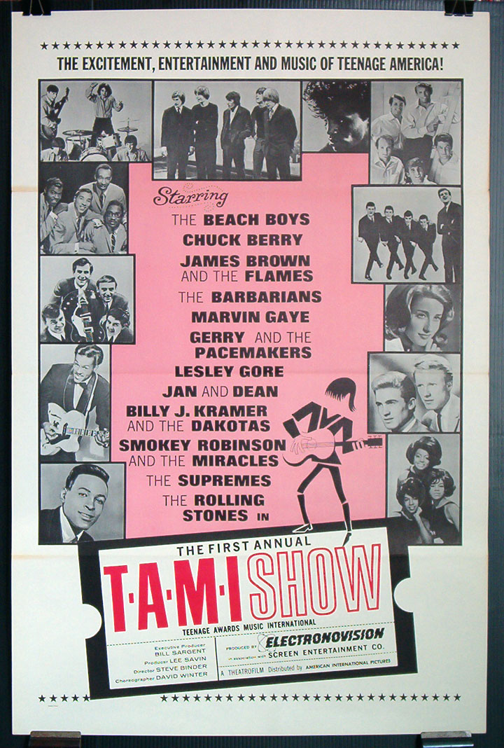 1964 Teen Age Music International Show