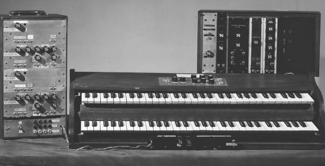 Robert Moog Herbert Deutsch