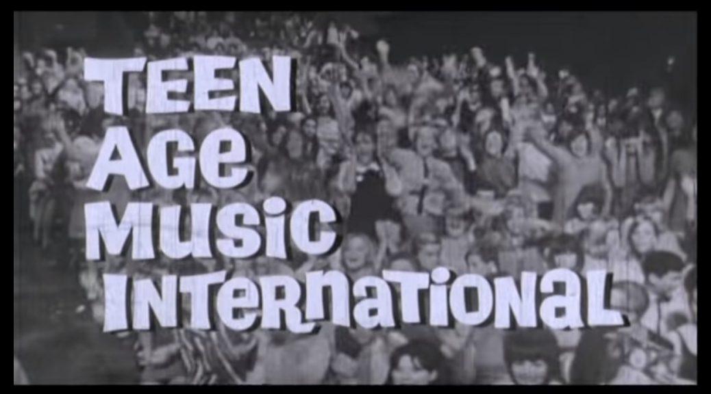 1964 Teen Age Music International Show
