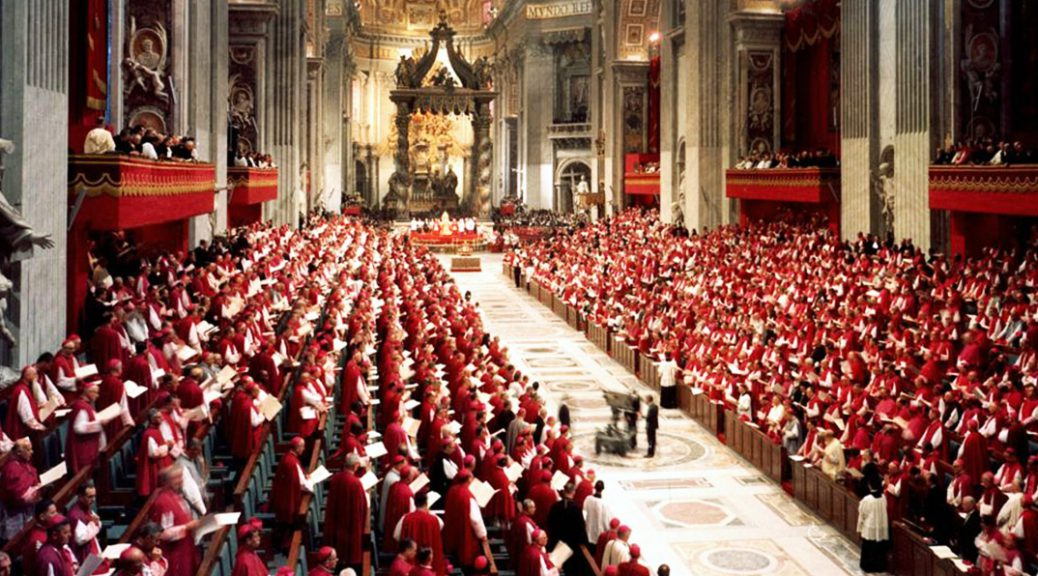 Pope John XXIII Vatican II Ecumenical Council