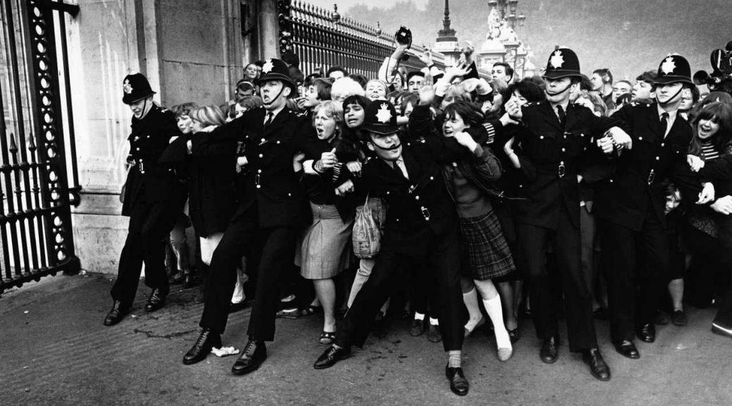 British Beatlemania Born