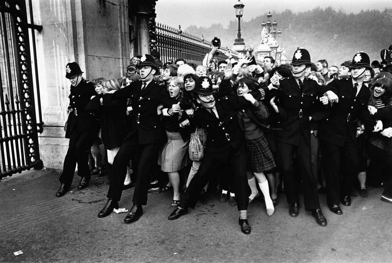 Image result for Beatlemania