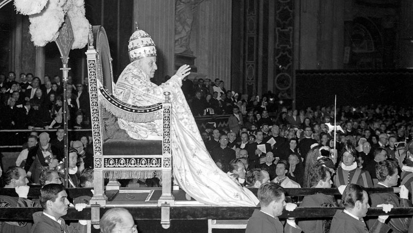 Pope John XXIII Vatican II Ecumenical Council