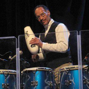 Santana Percussionist Mike Carabello