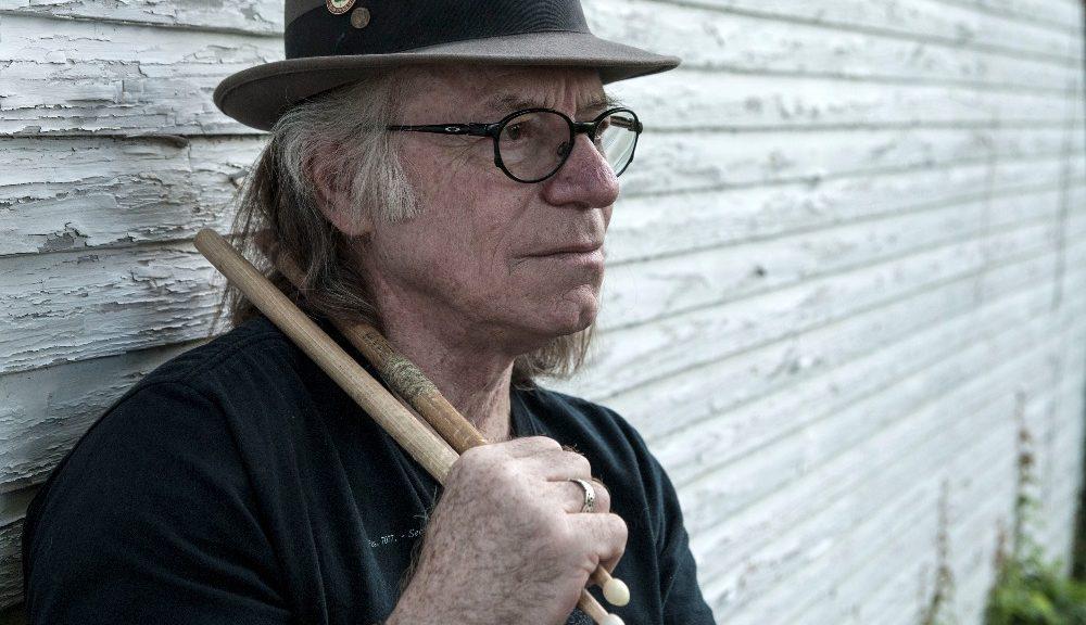 Drummer Greg Duke Dewey