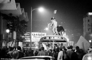 LA Sunset Strip Riots 1966