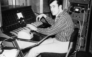 Sound Engineer Joe Meek