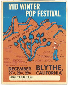 1969 Mid Winter Pop Festival not