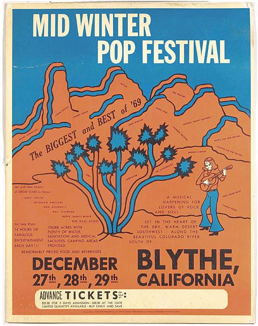 Mid Winter Pop Festival