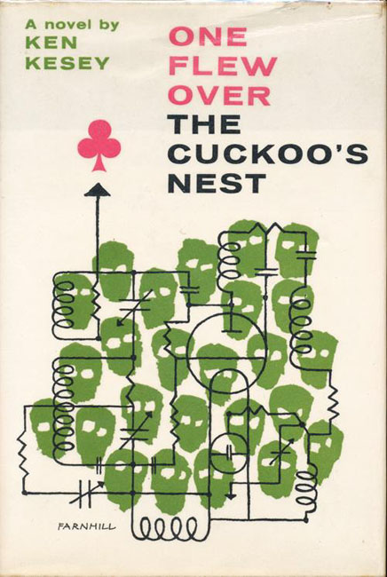 an overview of the novel one flew over the cuckoos nest by ken kesey