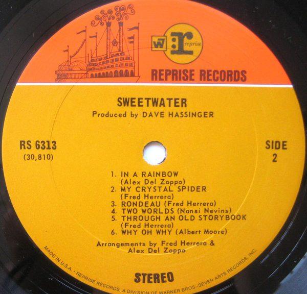 Sweetwater Alex Del Zoppo