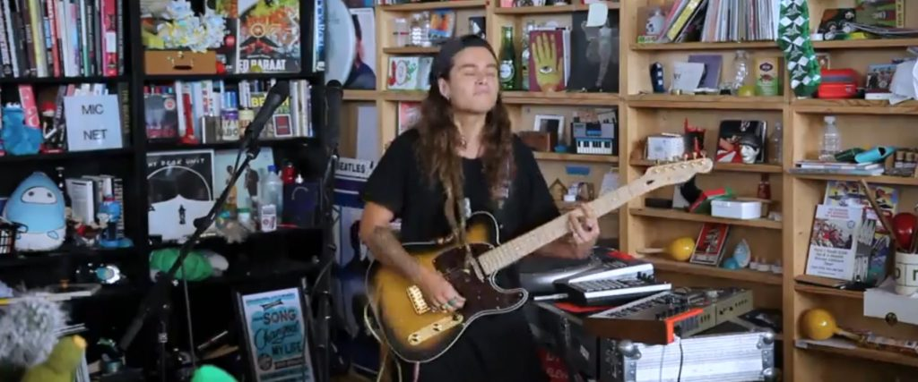 Tash Sultana Already Does