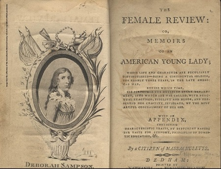 Revolutionary War Hero Deborah Sampson