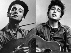 Bob Dylan Woody Guthrie Last Thoughts,