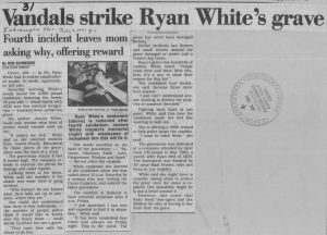 Remembering Ryan White