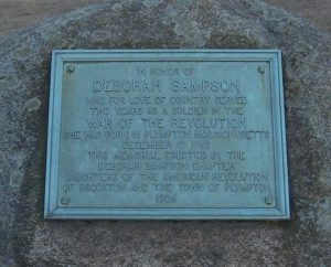 War Hero Deborah Sampson