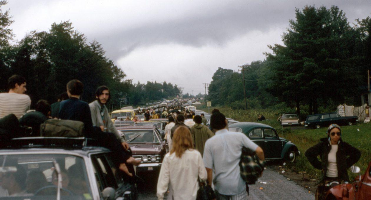 The Woodstock Whisperer/Jim Shelley