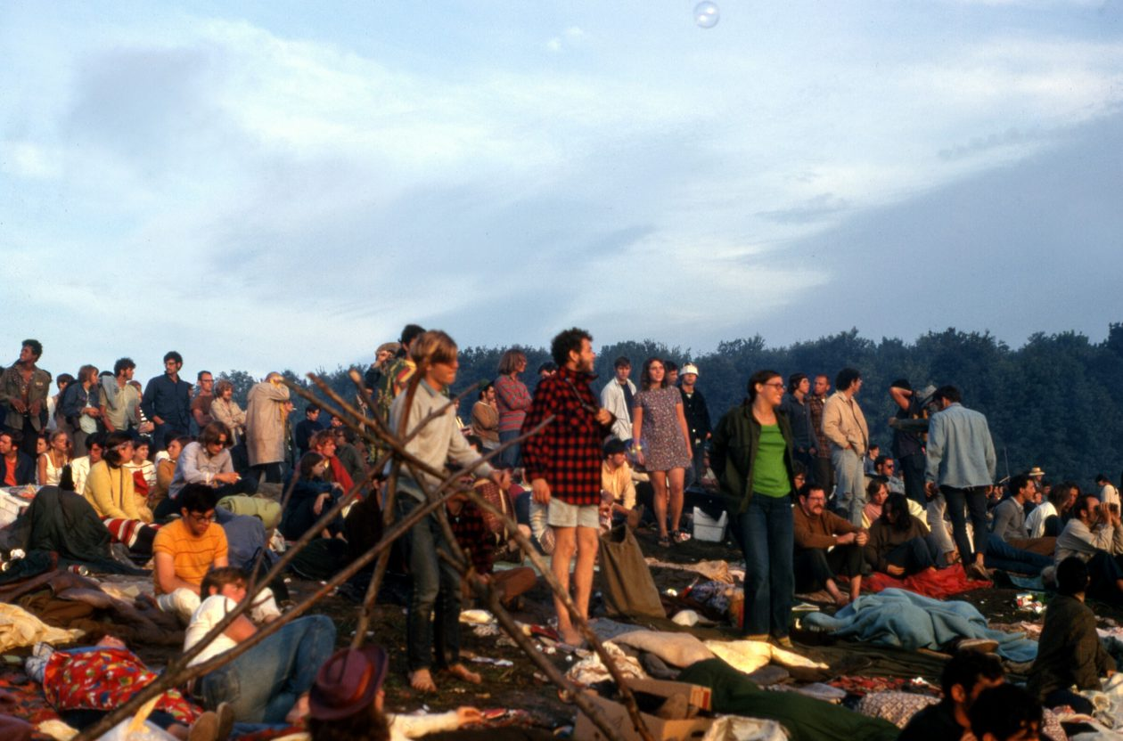 The Woodstock Whisperer/Jim Shelley
