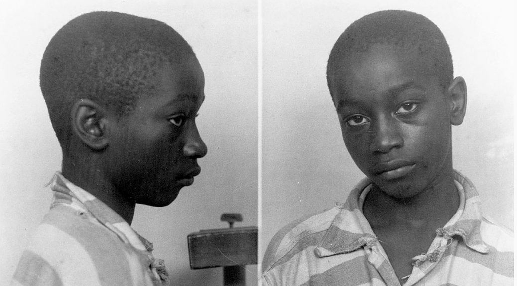SC Electrocutes George Stinney Jr