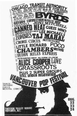 Forty 1969 Festivals Plus One