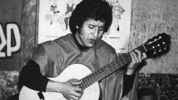 Victor Lidio Jara Martínez