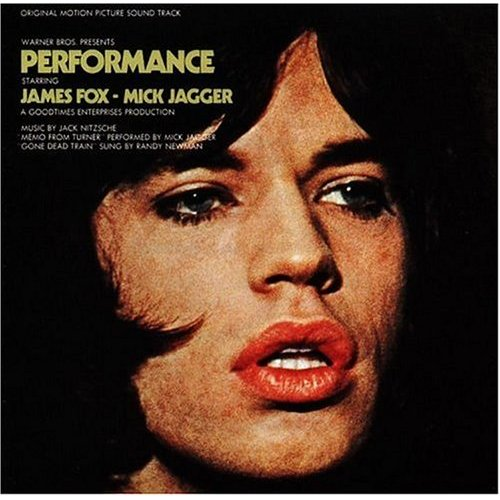 Mick Jagger Performance 1970