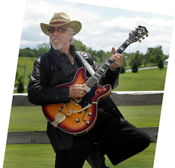 Woodstock Guitarist Gilles Malkine