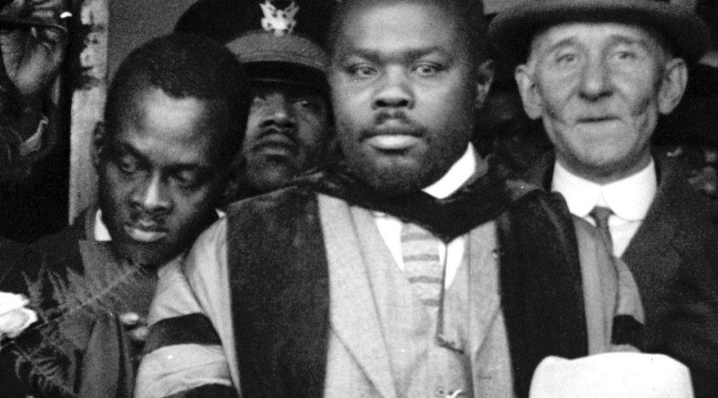 Black Nationalist Marcus Garvey