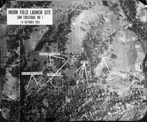 October 1962 Cuban Missile Crisis