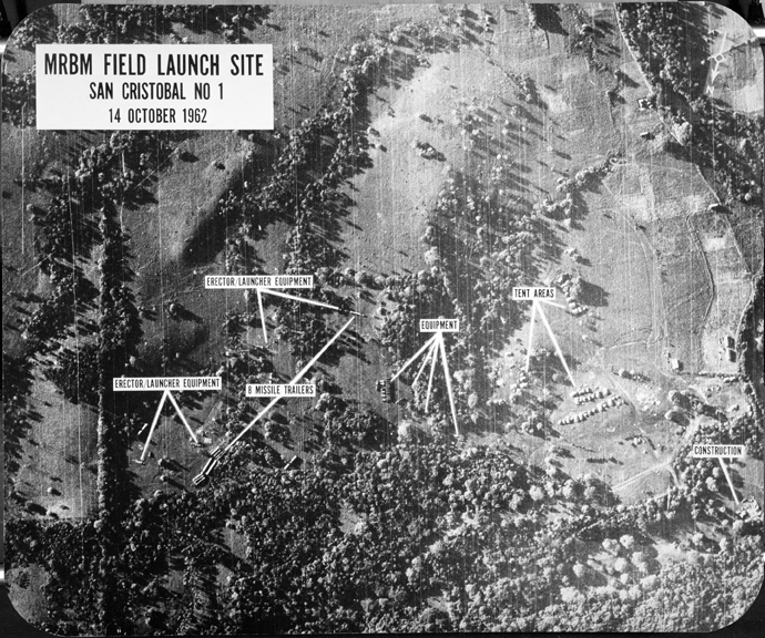 October 1962 Cuban Missile Crisis The Woodstock