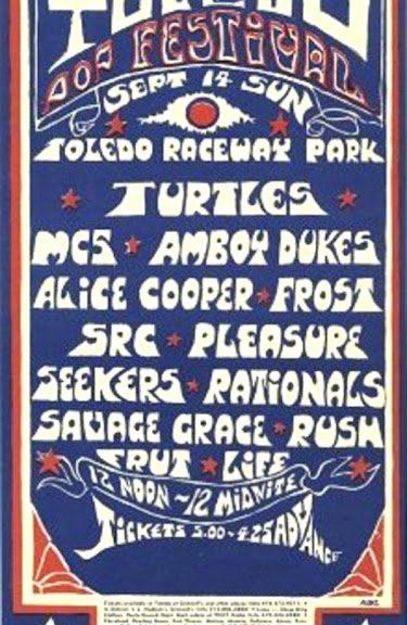 1969 Toledo Pop Festival