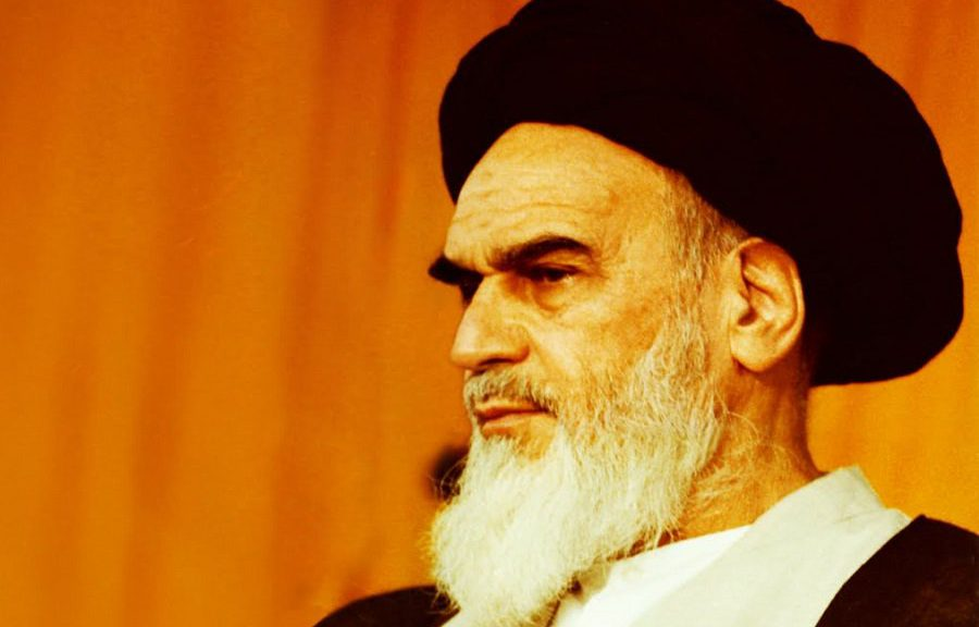 Iran Hostages Ayatollah Khomeini