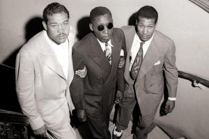 Chief Linwood Shull blinds Isaac Woodard