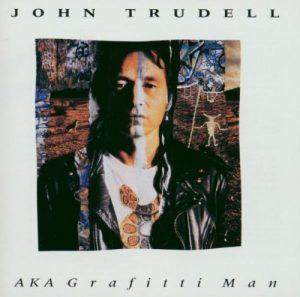 Native American Activist John Trudell