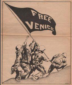 LA Free Press Festival Riot
