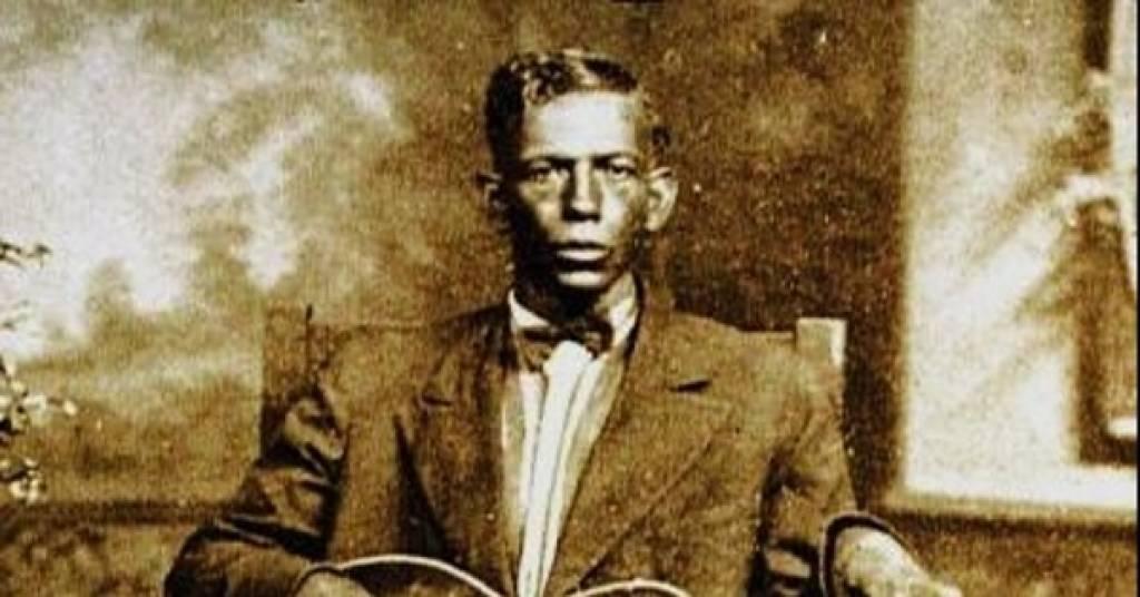 Bluesman Charlie Patton