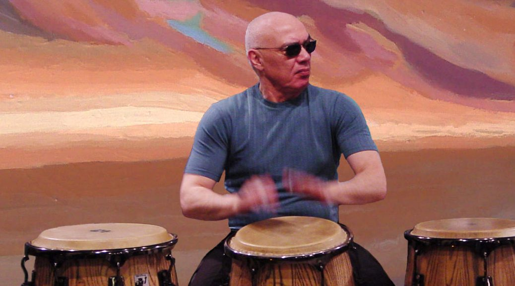 Percussionist Bobby Torres