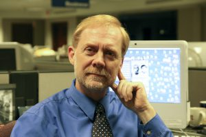 investigative reporter Jerry Mitchell