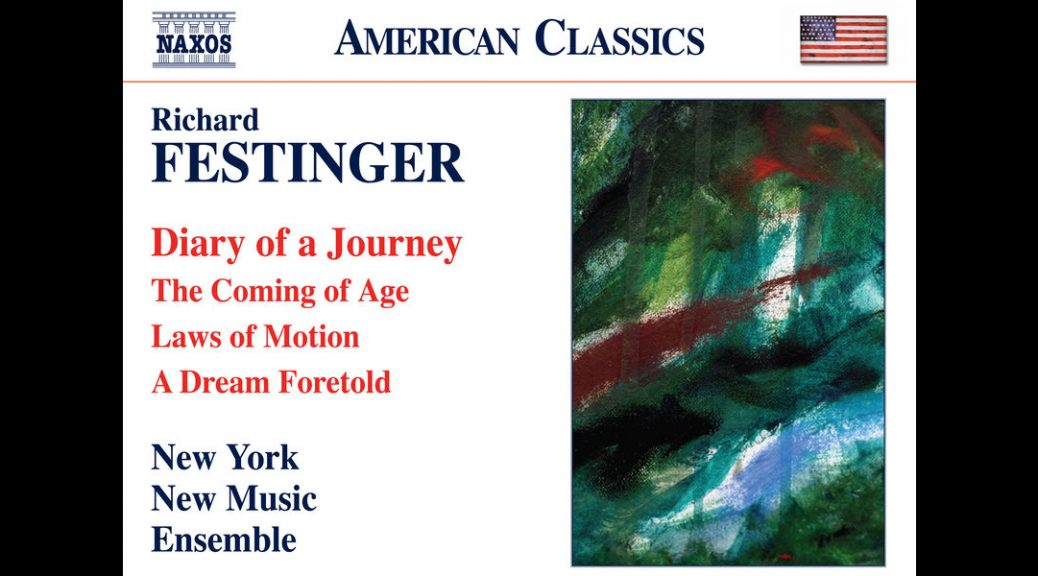 Composer Richard Festinger