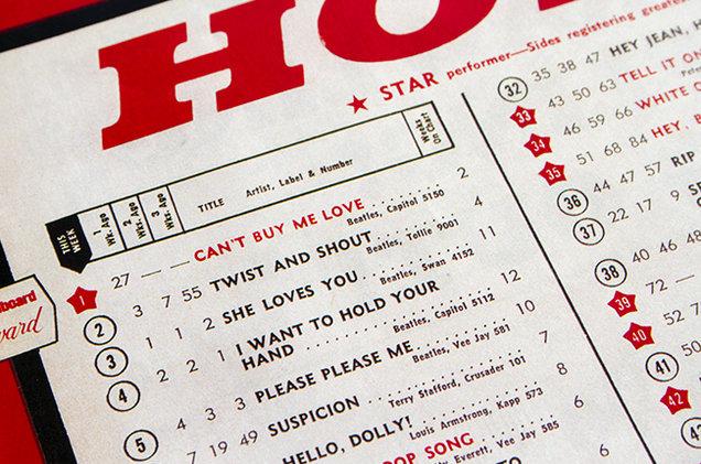 1964 #1 Singles Albums