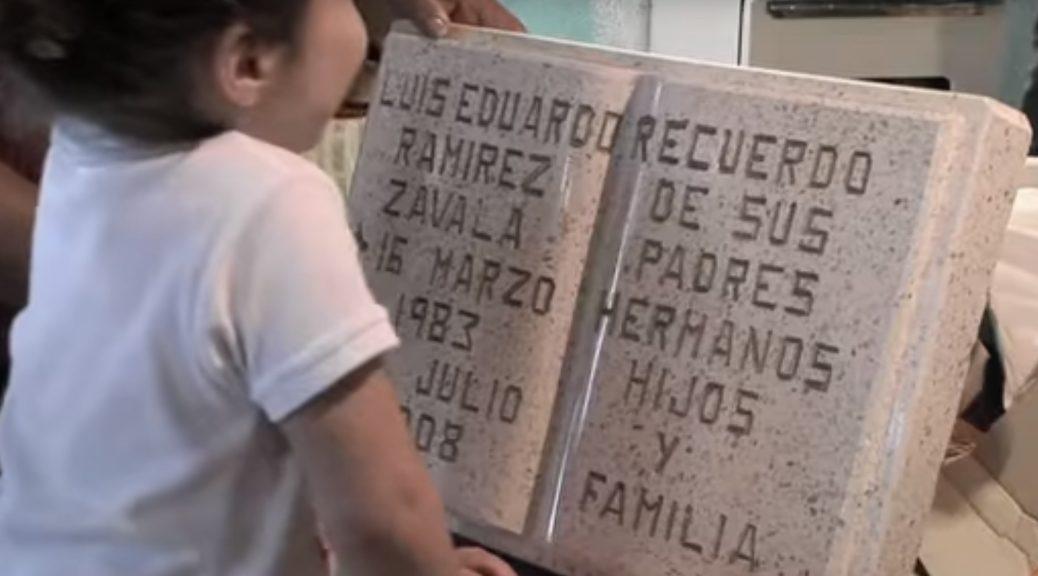 Immigrant Luis Eduardo Ramirez