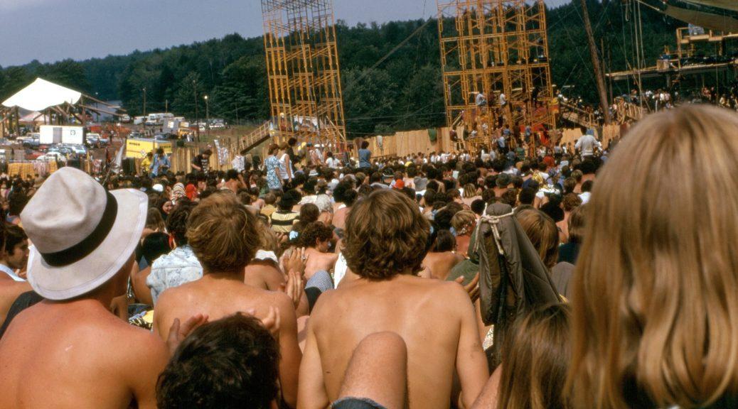 Woodstock John Morris