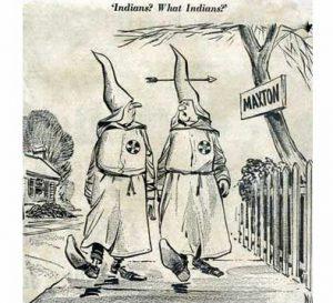 Lumbee Defeat KKK
