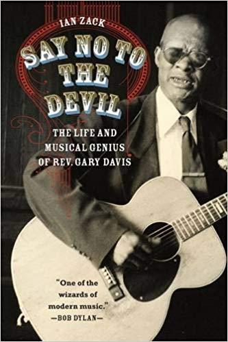 Rev Gary Davis Van Gelder