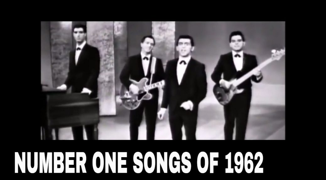 1962 #1 Singles Albums