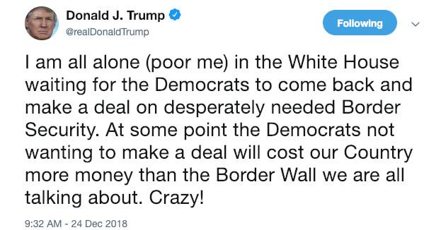 President Trump Wall