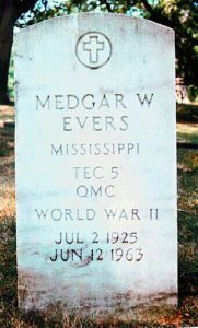 American Hero Medgar Evers