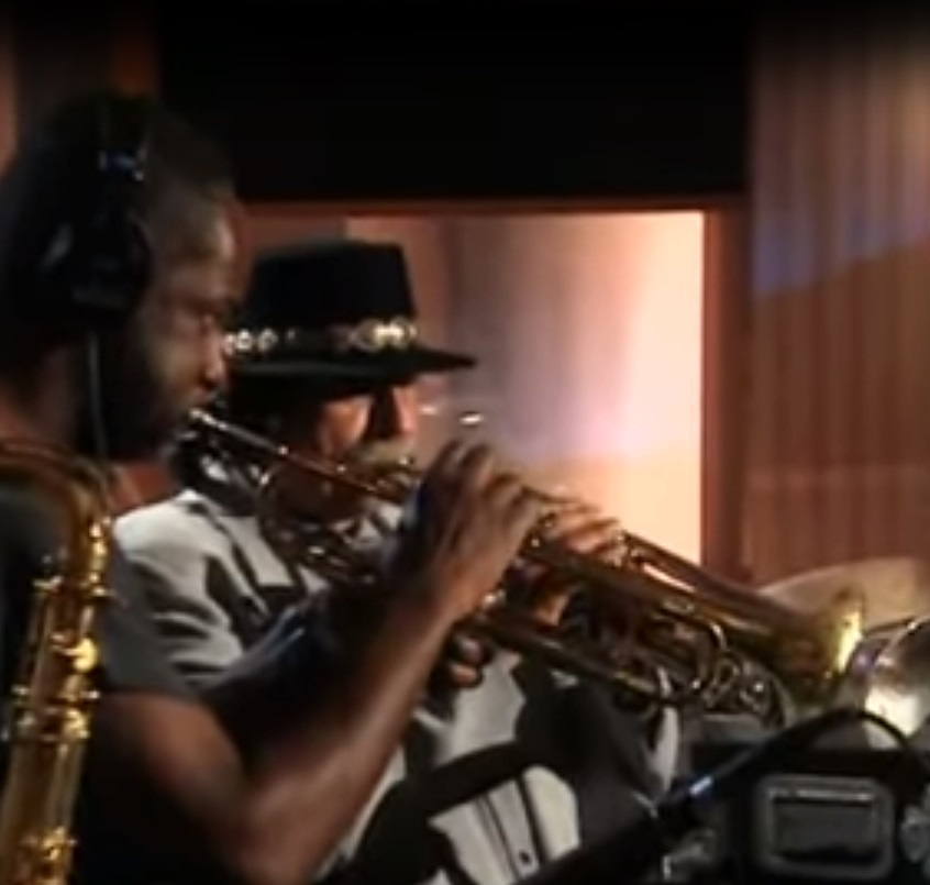 Trumpeter Steve Madaio
