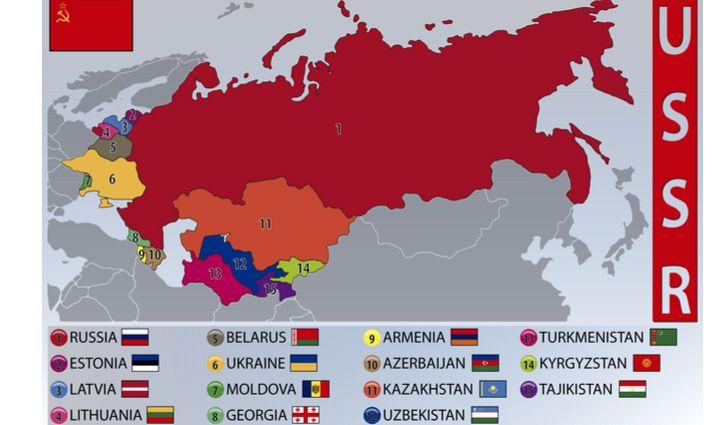 USSR Dissolves